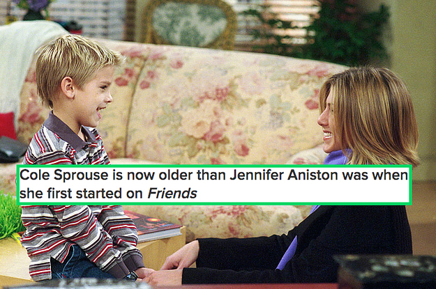 """21 Facts About """"Friends"""" That'll Make You Feel Older Than Rachel Did Turning 30"""