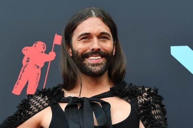 Jonathan Van Ness Revealed He Is HIV-Positive