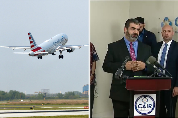 Two Muslim Men Said Their American Airlines Flight Was Canceled After They Were Racially Profiled