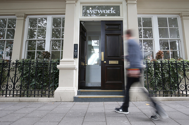 "WeWork Refused To Host A Fundraising Event In London For An Abortion Charity Because It's ""Politically Sensitive"""
