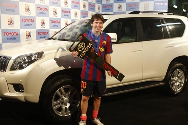 9 Cars In Lionel Messi's Garage Anyone Can Afford (And 9 We Can't Even Dream Of)