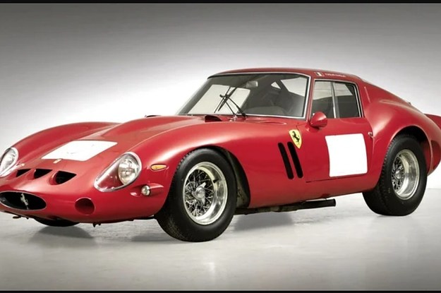 15 Most Expensive Classic Cars Sold At Auctions