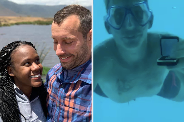 A Man Died While Diving Underwater To Propose To His Girlfriend