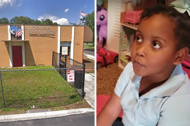 A 6-Year-Old Girl Was Arrested After Throwing A Tantrum