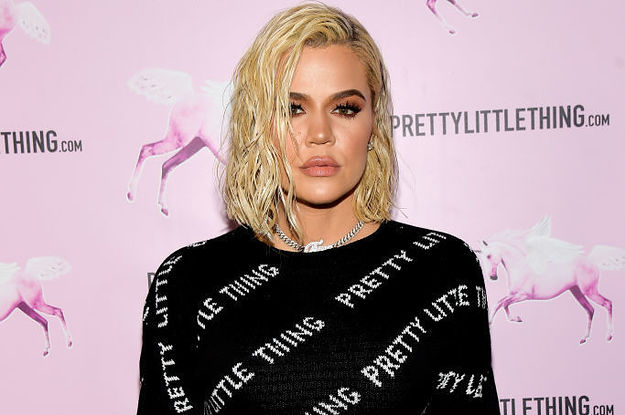 Khloé Kardashian Channeled Anna Nicole Smith In A Photo Shoot, And The Resemblance Is Unreal