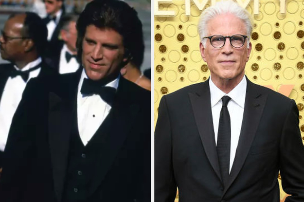 Here Are 41 Side-By-Sides Of The Nominees At Their First Emmys Vs. Now