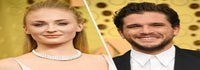 Sophie Turner And Kit Harington's Hug At The Emmys Was Almost As Emotional As The