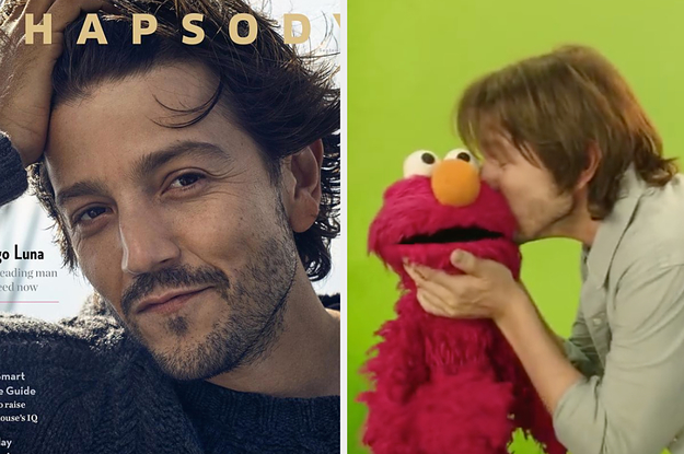 19 Times Diego Luna Was So Handsome And Charming It Was Actually Distracting