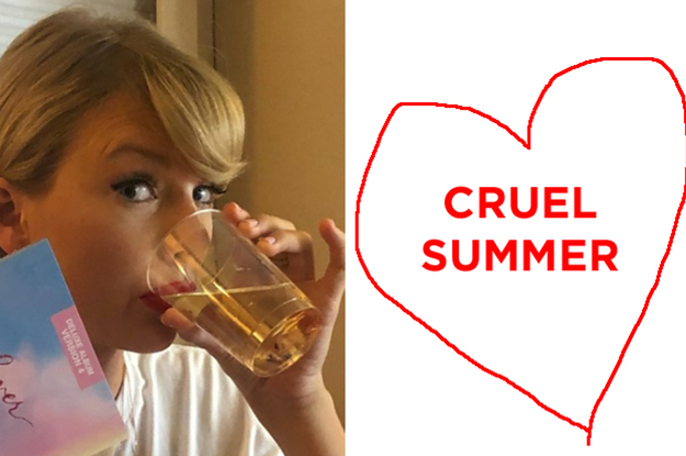"Taylor Swift, You Need To Make ""Cruel Summer"" The Next Single. I'm Not Kidding."