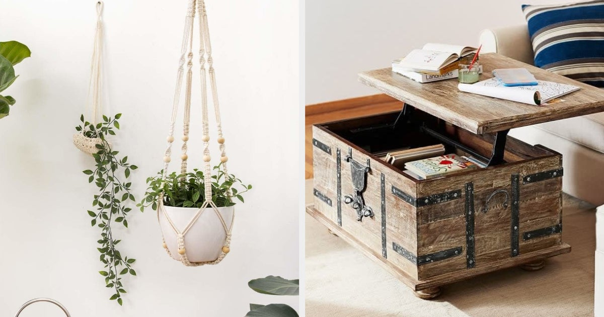 25 Products To Help Make A Tiny Space Feel Roomier thumbnail