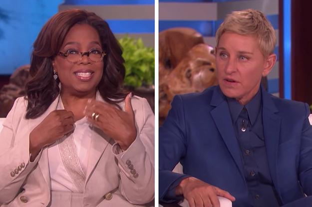 Oprah Winfrey Recently Had A Health Scare So Serious, The Doctor Asked For A Hug When She Got The All-Clear