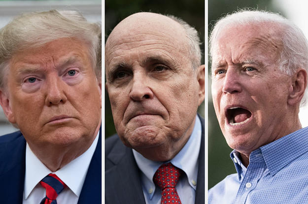 Let Us Explain What The Hell Is Going On With Trump, Biden, And Ukraine