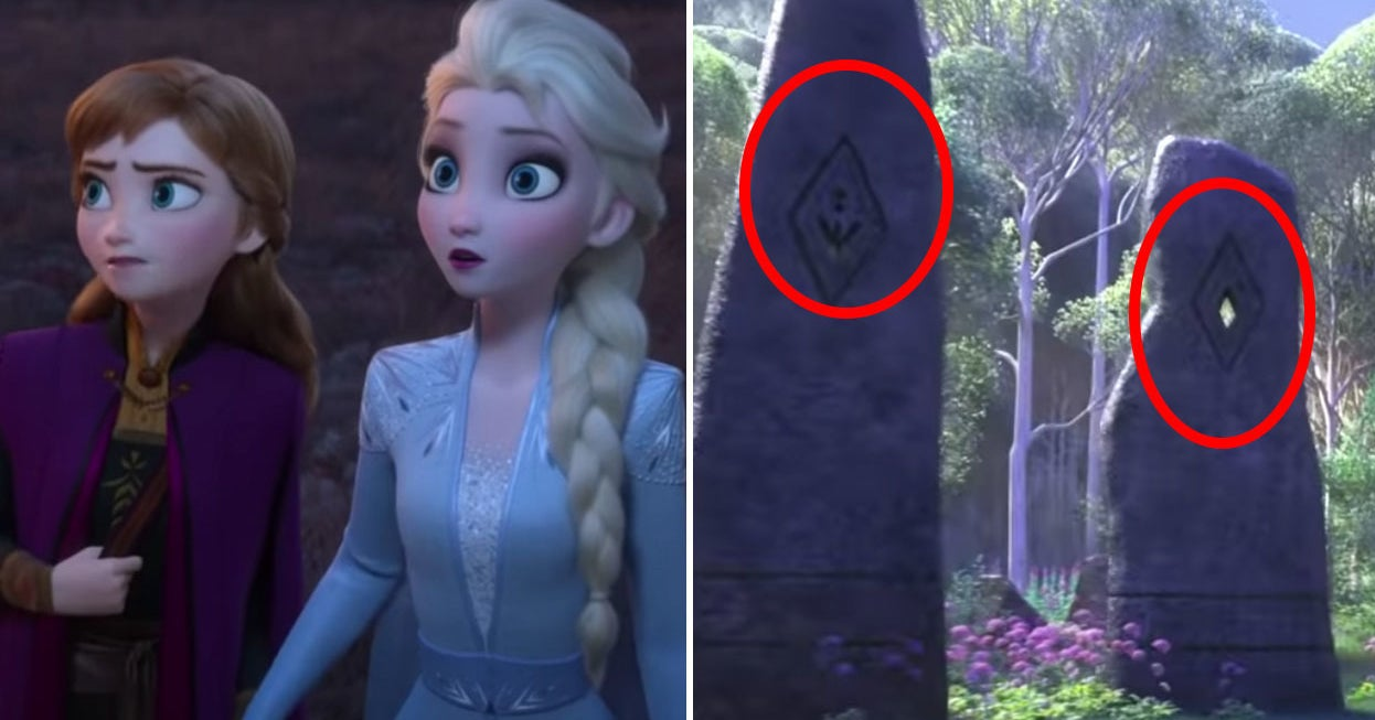 21 Easter Eggs From The Frozen 2 Trailer That You Mightve