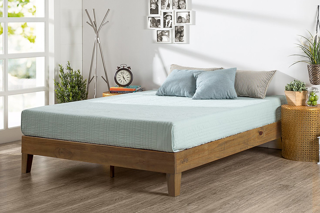 brand new 0227e a5aaf 14 Of The Best Bed Frames You Can Get On Amazon