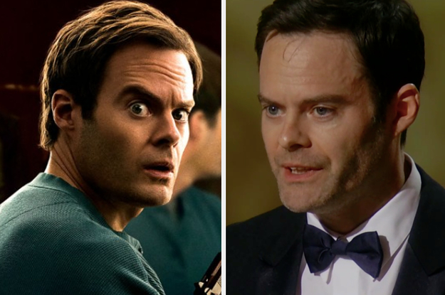 Bill Hader Is Officially A Two-Time Best Actor Winner, And His Speech Proves That There's Still Good In This World