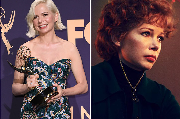 Michelle Williams Gave A Moving Emmys Acceptance Speech Where She Spoke About The Importance Of Equal Pay For Women