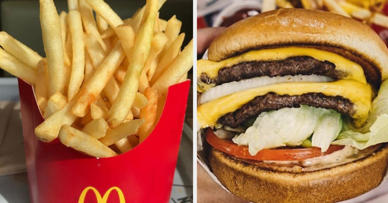 """Believe It Or Not, Everyone Is A Type Of """"Smart"""" Based On Their Fast Food Choices"""