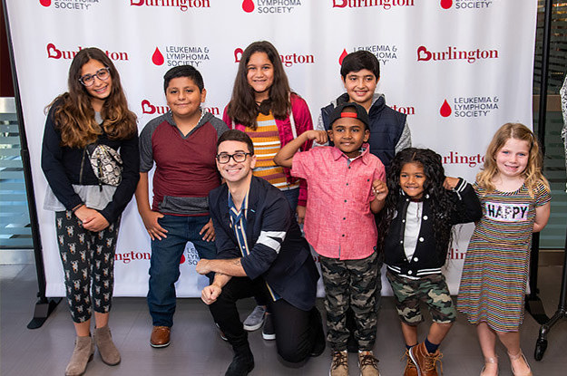 Christian Siriano Helped Style Young Cancer Survivors During Blood Cancer Awareness Month And I Am So Filled With Joy