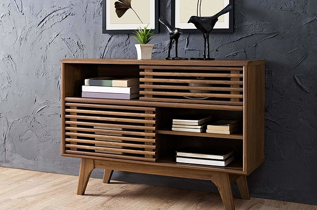 29 Pieces Of Furniture And Decor With Storage To Hide All Of Your Crap