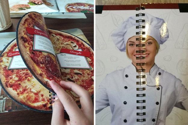 10 Restaurant Menus That Were Designed By Geniuses, And 10 That Clearly Were Not
