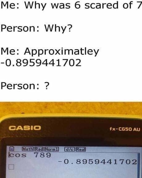 33 Jokes About Math You Almost Definitely Won't Be Able To