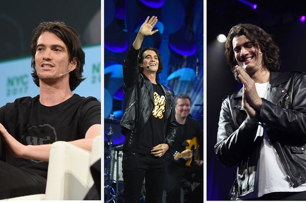 7 Times We Couldnt Believe Anyone Gave WeWorks Adam Neumann Billions Of Dollars