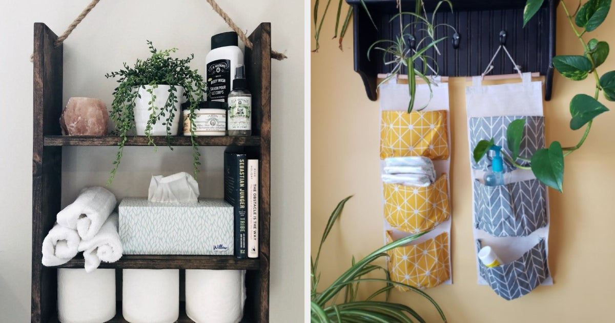 26 Practical Storage And Organization Products That Are Actually Not Ugly thumbnail
