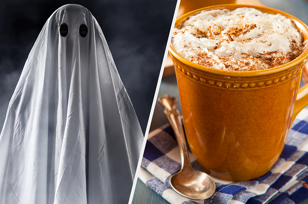 We Know What Your Halloween Costume Should Be Based On Your Fall Coffee Order