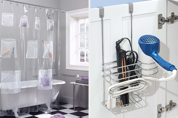 39 Things To Help Make Your Bathroom More Organized