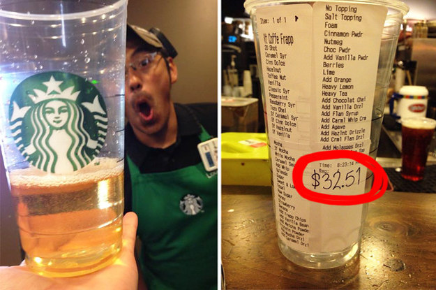 19 Starbucks Customers Who Should Be Arrested, Booked, And Charged With Crimes Against Coffee