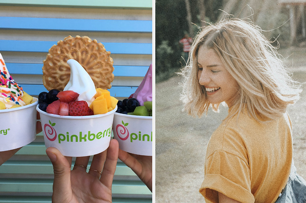Your Pinkberry Order Will Reveal How Your Personality Tastes