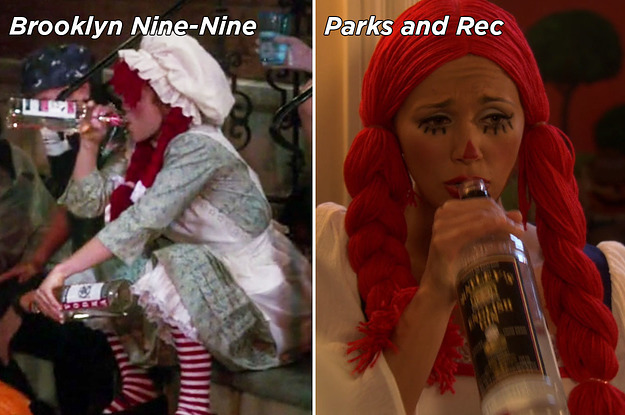 """25 Small Details From """"Brooklyn Nine-Nine"""" That Deserve A Large Round Of Applause"""