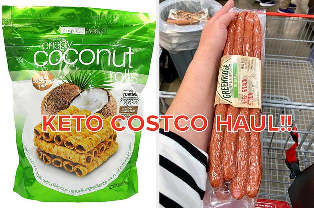 53 Keto Food Items That'll Justify Your Costco Membership