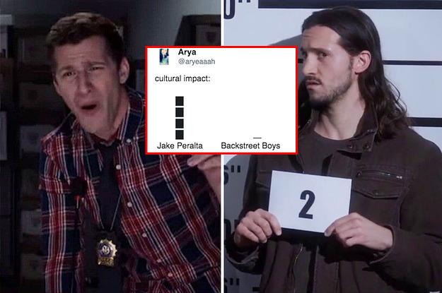 "29 ""Brooklyn Nine-Nine"" Jokes Only Obsessed Fans Will Understand"