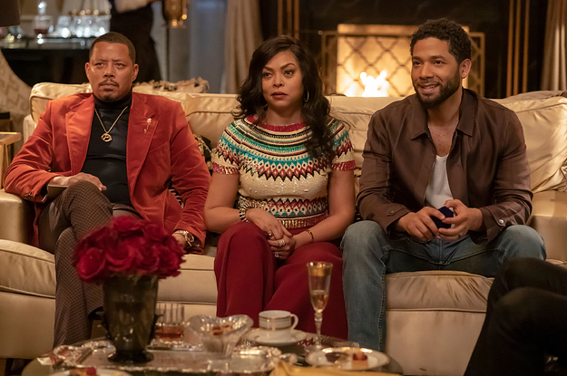"Here's How Jussie Smollett Was Written Off ""Empire"" In The Season Season Six Premiere"