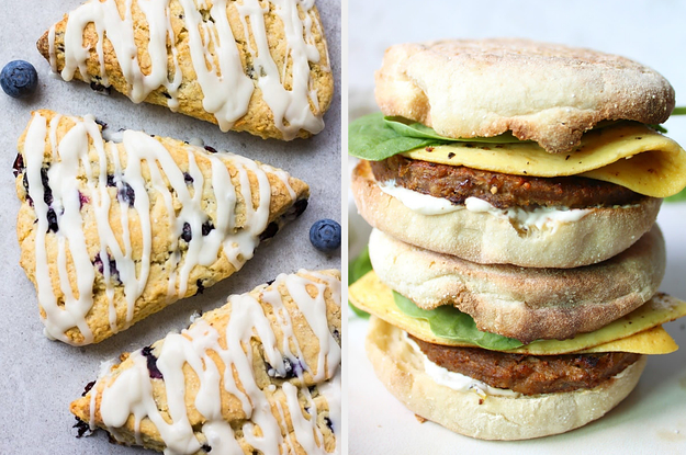 28 Vegan Breakfast Recipes That Are So Good You Won't Miss The Meat Or Dairy
