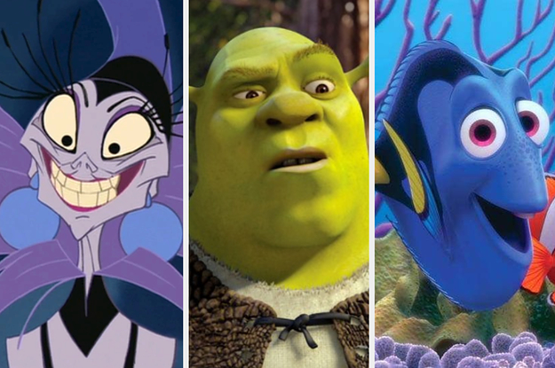 The 19 Most Rewatchable Animated Movies Of All Time
