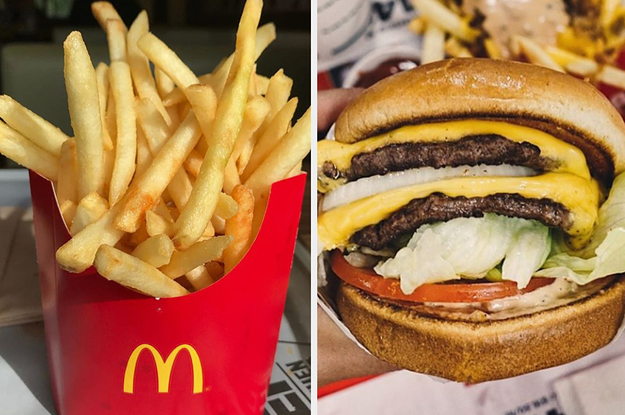 """Believe It Or Not, Everyone Is A Type Of """"Smart"""" Based On Their Fast-Food Choices"""