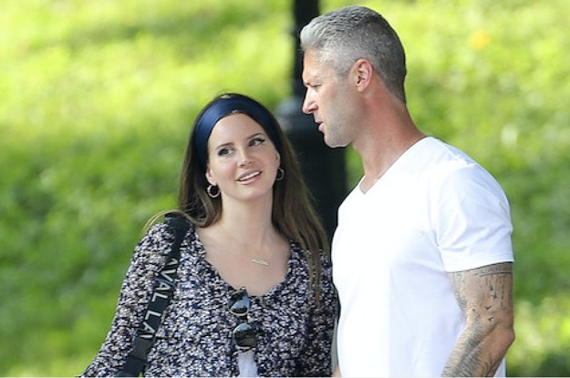 Lana Del Rey Is Dating Police Officer Sean Sticks Larkin And Here Are Photos As Proof