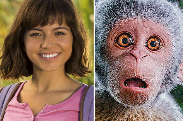 """Which Character From """"Dora And The Lost City Of Gold"""" Are You?"""