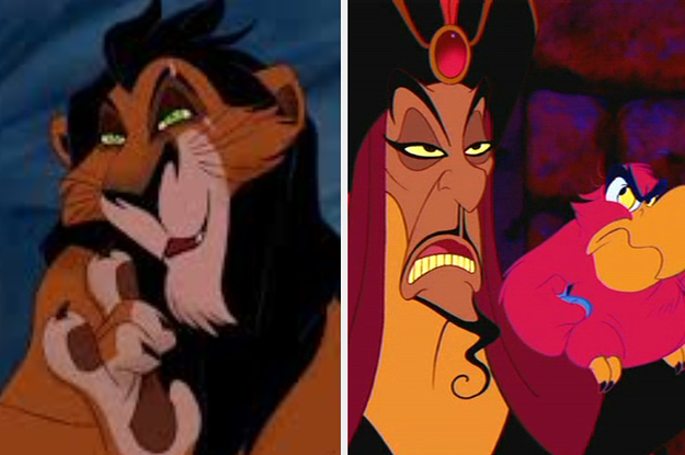 Find Out Which Disney Villain You Are ...