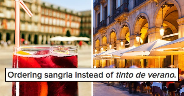 17 Mistakes Tourists Make When Visiting Spain For The First Time