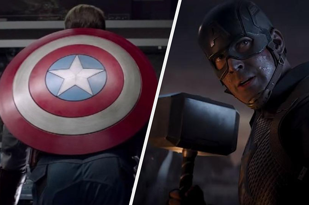 Which Of Captain Americas Features Are You Most Like?