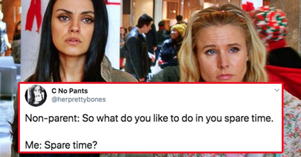These Tweets Prove That Parents And Non-Parents Live In Different Worlds