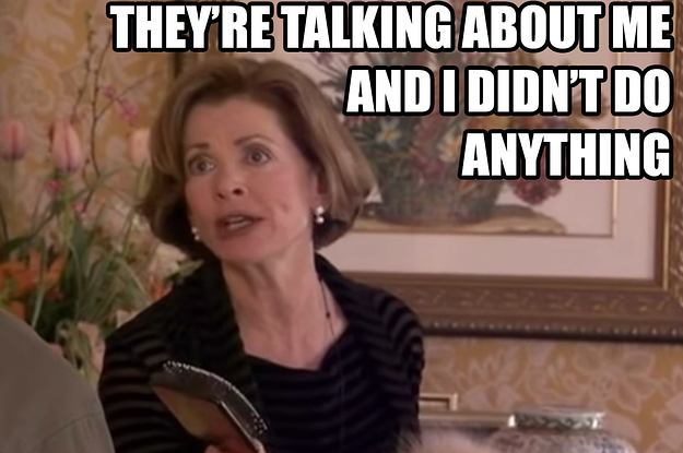 Just Quotes From Trump About The Ukraine Scandal Over Lucille Bluth Photos