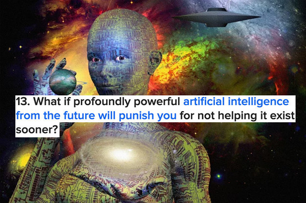 17 One-Sentence Questions That Will Suck You Into Internet Black Holes