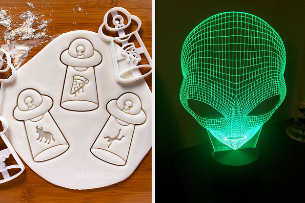 24 Things For People Who 100% Believe In Aliens