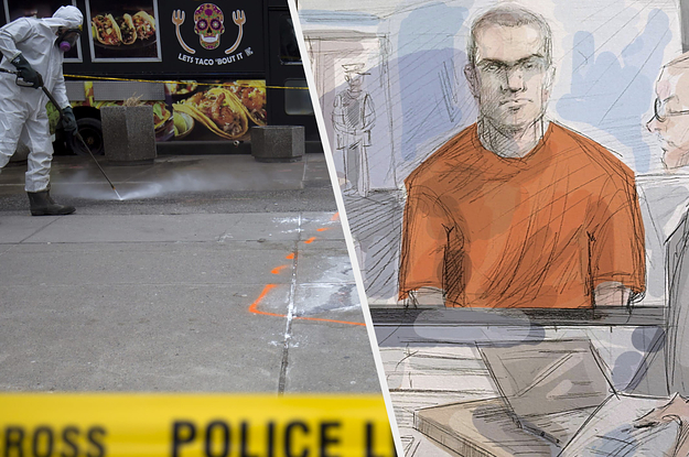 The Toronto Van Attack Suspect Told Police He Was Inspired By Incel Ideology
