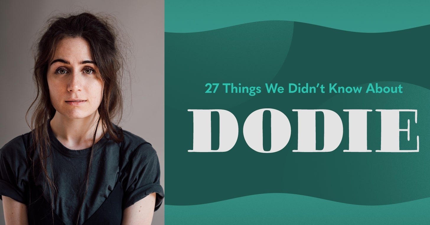 27 Things We Learned On Set With Artist, Dodie thumbnail