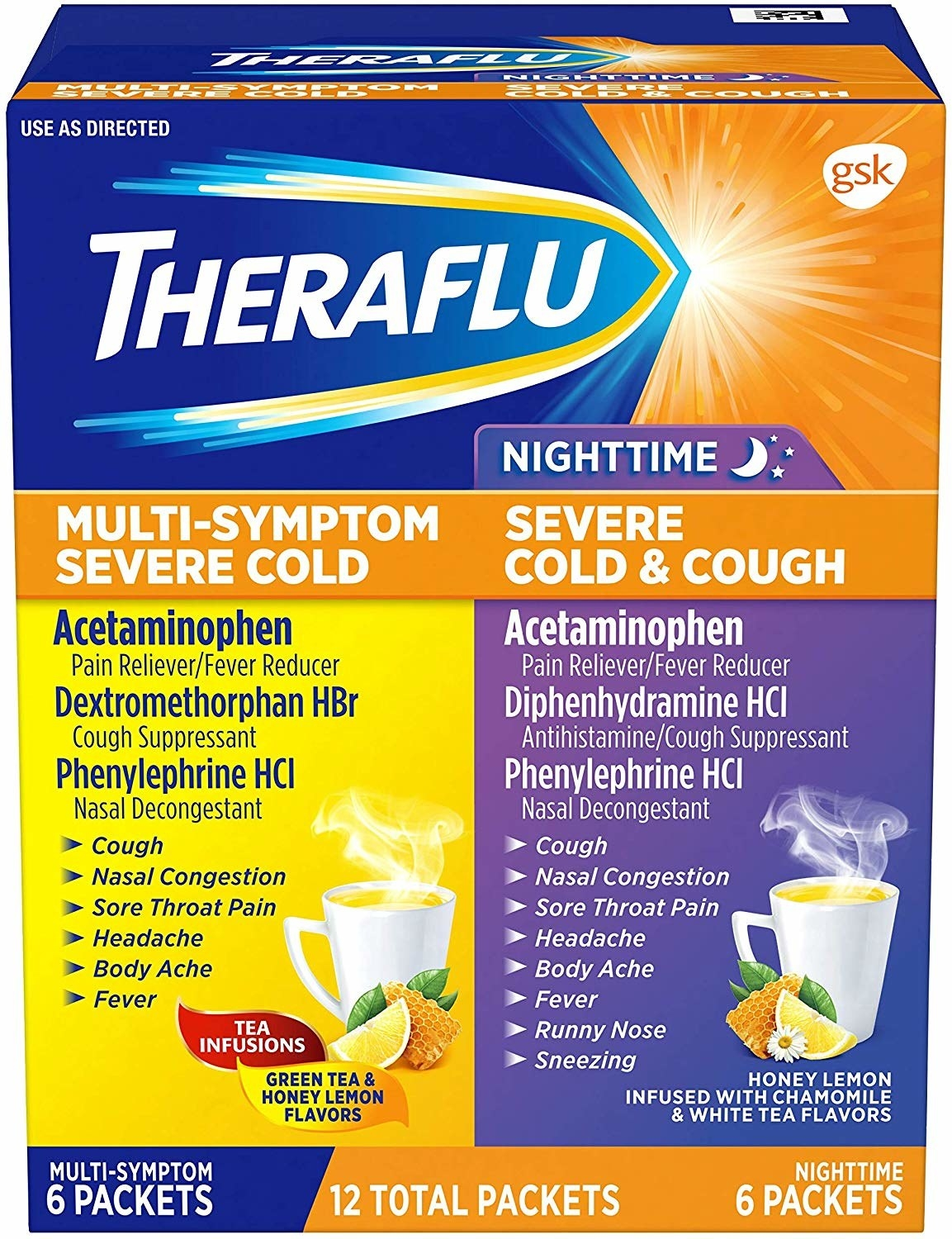 Box of Theraflu
